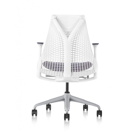 Chaise SAYL - VERSION gris / blanc - Herman Miller