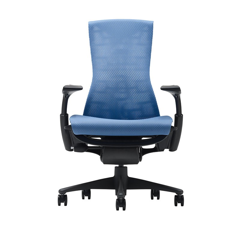 Chaise EMBODY Balance Berry Blue - Herman Miller