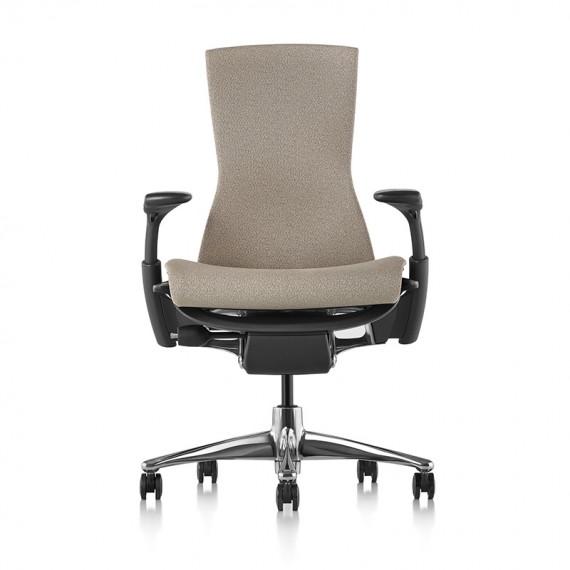 Chaise de bureau Embody couleur stone