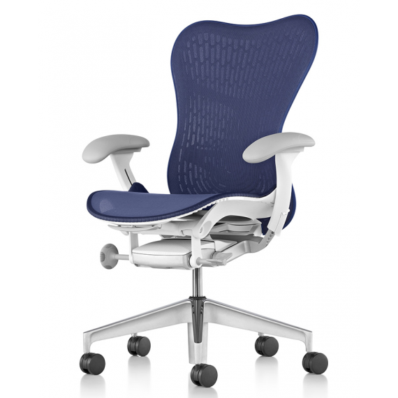 Chaise MIRRA 2 - Finition Twilight / Butterfly Back - Herman Miller