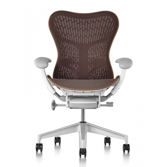 Chaise MIRRA 2 - Finition Cappucino / Butterfly Back - Herman Miller