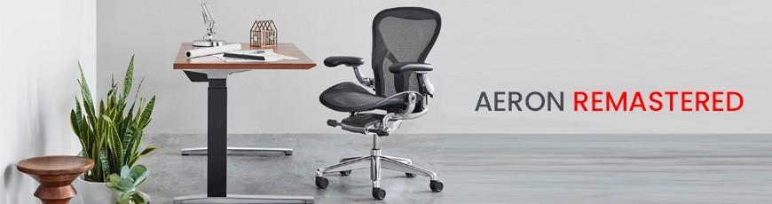 Chaises de bureau ergonomiques Aeron d'Herman Miller | Genève Suisse