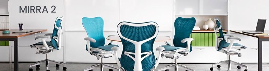 Chaises de bureaux Design Mirra 2 | SVConcept  | Genève Suisse