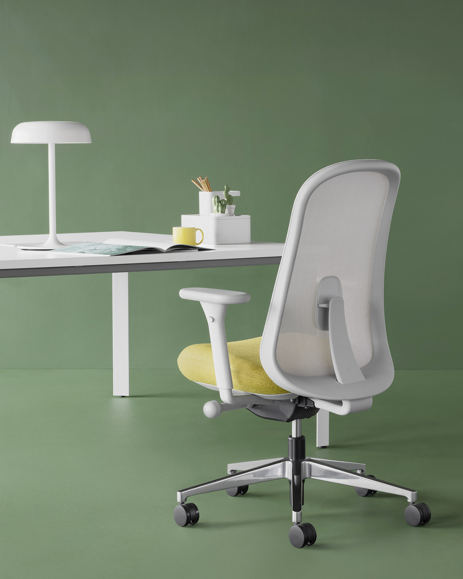 chaise de bureau support lombaire