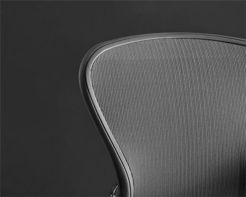 dossier de chaise ergonomique standard aeron carbon