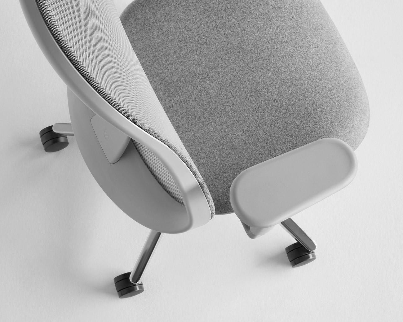 chaise de bureau ergonomique support lombaire